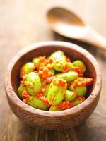 petai beans photo