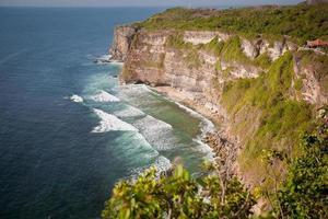 Coast of Indian ocean, Indonesia