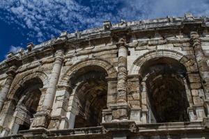 Roman coliseum photo
