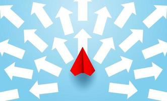 Business Decision Concept vector