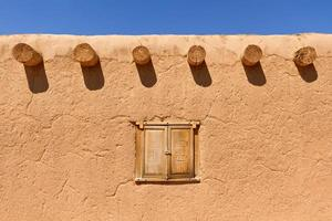 parede de adobe