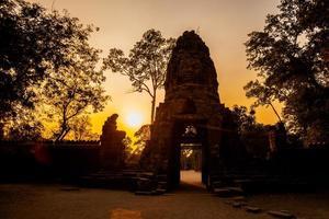 ta prohm templo angkor wat