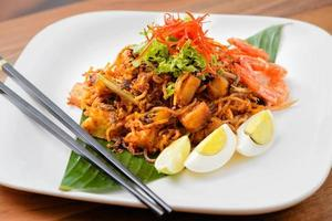 Friend Indian Noodle (Mee Goreng)
