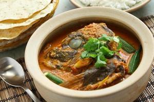 fish head curry,