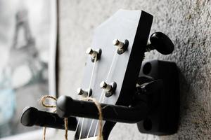 Classical guitar, photo