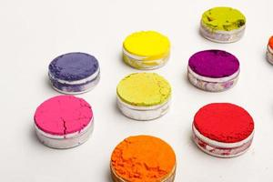 Colorful dyes photo