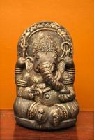 estátua de ganesha.