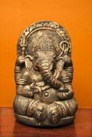 Estatua de Ganesha.