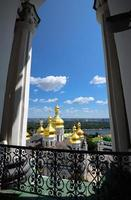View from the window on Lavra and Assumption Church photo
