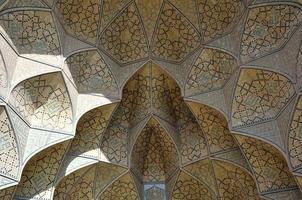 arte de la arquitectura persa foto