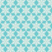 Decorative pattern background vector