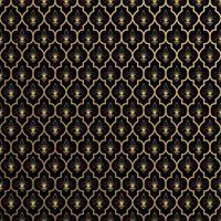 Luxus-Hintergrund mit Gold verziertem Design vektor