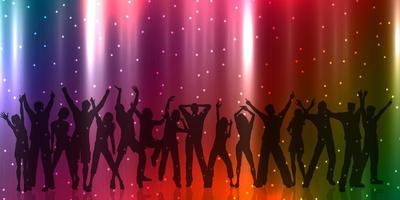 Party People Banner Design vektor