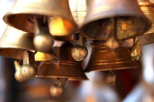campanas del templo foto