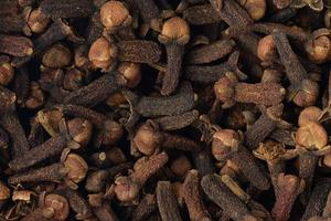 Close up of Brown Cloves photo