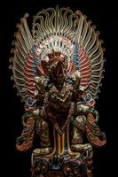 Garuda statue of the Hind photo