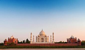 Taj Mahal, Agra photo