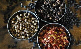 Spice on Wood