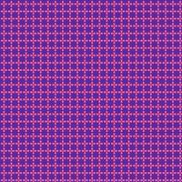círculo geométrico e quadrado rosa e violeta padrão vetor