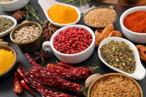 Spices. photo