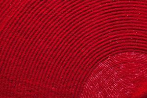 Close up spiral background texture.