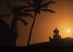 Puerto Rico fortress photo