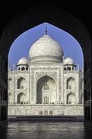 Taj Mahal photo