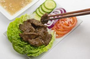 Loc Lac  - Shaking Beef photo