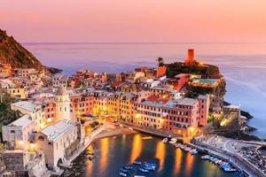 Cinque Terre, Liguria Italy photo
