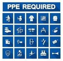 Required Personal Protective Equipment