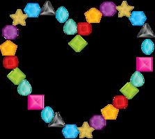 diamant layout hart png