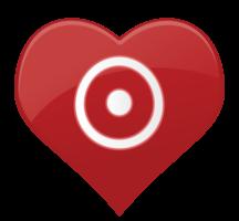 hart pictogram doel
