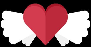 ala del cuore