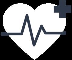 monitor del cuore