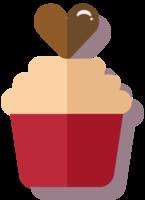 hart cupcake