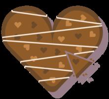 torta de coração