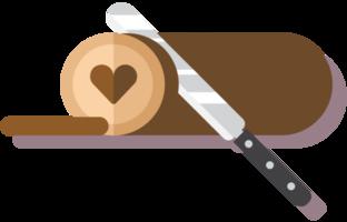 torta al cuore