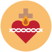 Sacred heart png