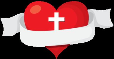 banner do coração sagrado