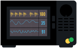 Heart monitor png