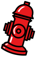 hidrante de bombero png