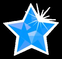 étoile de diamant png