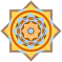 Circle geometric png