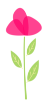 bloem eenvoudig