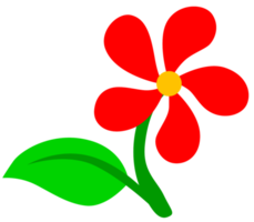 süße Blume png