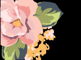 priorità bassa del fiore png
