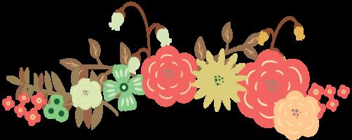 Cacho de flores