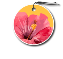 Flower tag png
