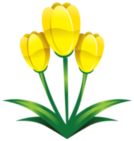 Flower yellow png