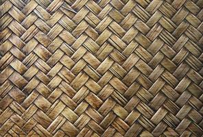 basket weave texture photo